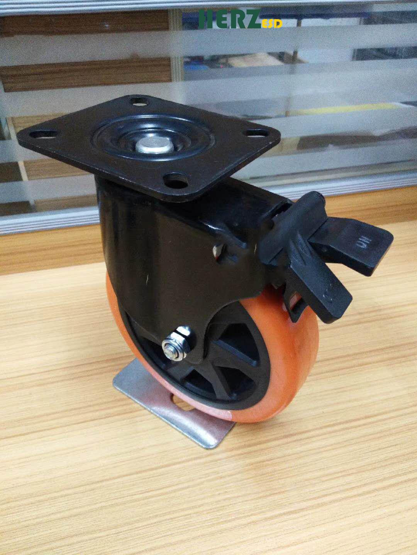 ESD Conductive PU 2/3/4/5 inch caster