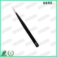 Quality stainless steel custom cheap ESD tweezers ESD-12