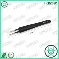 Wholesale High Quality Black ESD Tweezers ESD-14