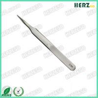 2-SA High Temperature Resistance ESD Series Stainless Steel ESD Tweezer
