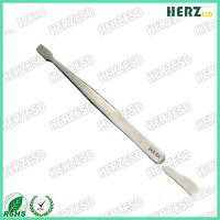 34A-SA High Precision Flat Tip ESD Tweezers With Thin Square Flat Tips